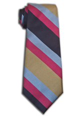Dad probably could do with a new tie that looks more like what you would wear.