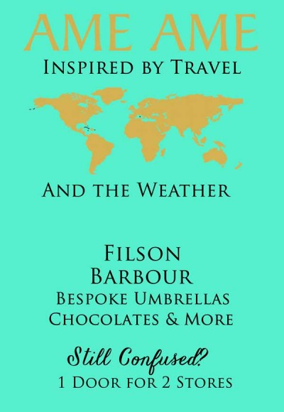 Inspired by Travel & Weather