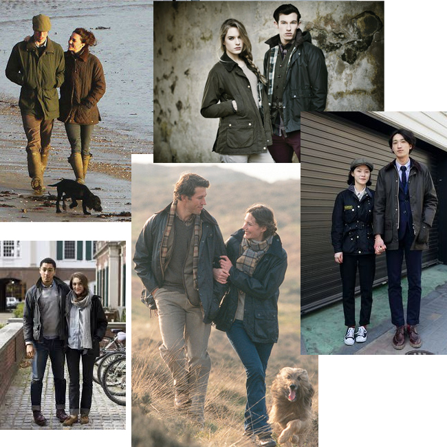 Barbour-jacket-couples