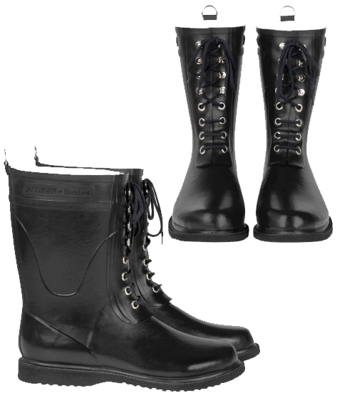 Hornbaek Jacobsen Rain Boots for NYC Men
