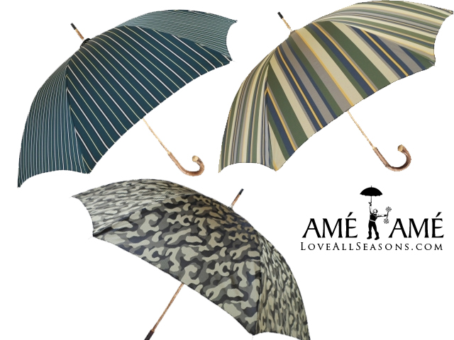 New Handsome Men's Umbrellas