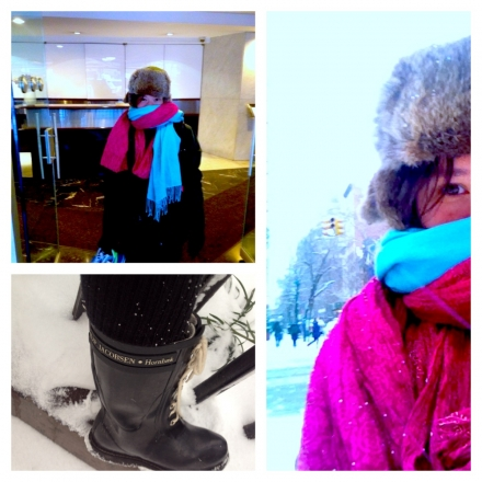 Why Ilse Jacobsen Rubber (Rain) Boots are Extra Great for Winter