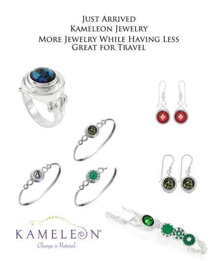 Jewelry For Fashion Chameleons