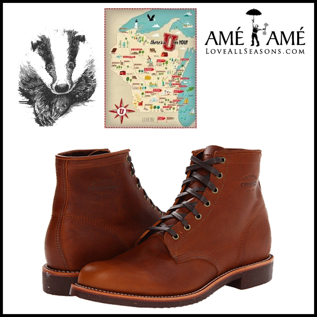 Where-to-buy-in NYC-American-Made-Chippewa-Service-Boot-Tan-Rennegade-Ame-Ame