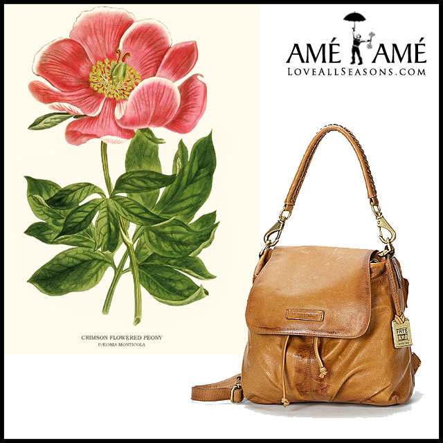 Buy from our online store - along with free shipping.  Jenny Leather Backpack by The Frye Company $458