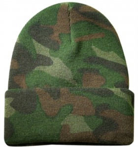$39 for our popular camo beanies