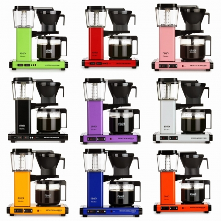 Which Moccamaster Color?